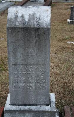 Nancy Jane <i>Chastain</i> Bottoms