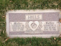 Shirley Jean <i>Wallace</i> Hills