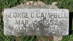 George Carpenter Campbell
