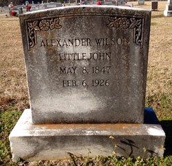 Alexander Wilson Littlejohn