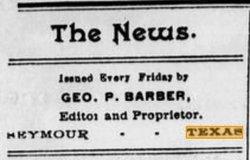 George P. Barber, Jr