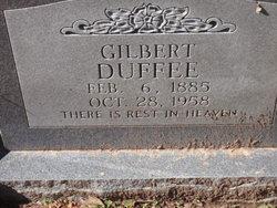 Gilbert Duffee