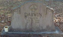 Fred D Darwin