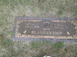 Betty J <i>Batt</i> Blankenship