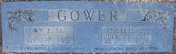Nellie Lucille <i>True</i> Gower