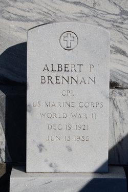 Albert P Brennan