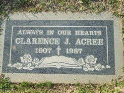 Clarence John Acree