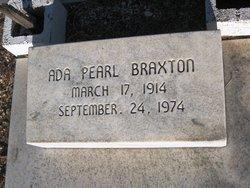 Ada Pearl Braxton