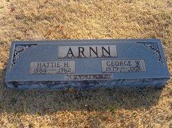 Hattie <i>Haskins</i> Arnn