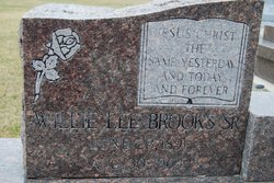 Willie Lee Brooks, Sr