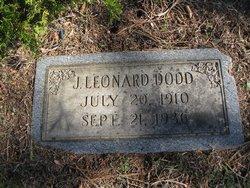 Joseph Leonard Dodd