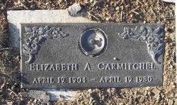 Mrs Elizabeth Carmitchell