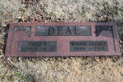 Winnie <i>George</i> Deal