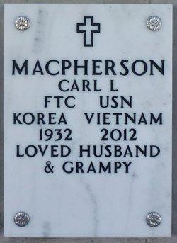 Carl Lenwood MacPherson