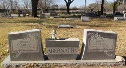 Myrtle Eugenia <i>Sones</i> Abernathy
