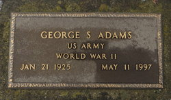 Pvt George S. Adams