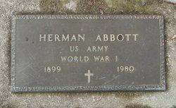 Pvt Herman Abbott