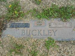 Sadie <i>Beall</i> Buckley