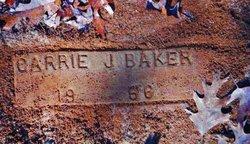 Carrie Jean Baker
