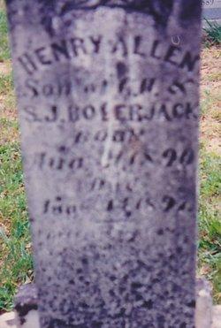Henry Allen Bolerjack