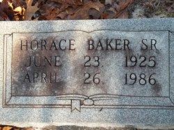 Horace Baker, Sr