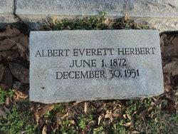 Albert Everett Herbert