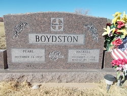 Haskell Boydston