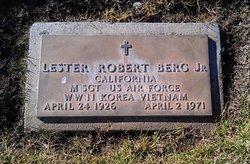Lester Robert Berg, Jr