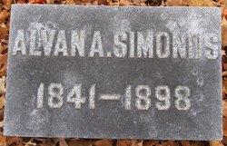 Alvan Augustus Gus Simonds