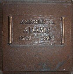 Arnold D. Adams