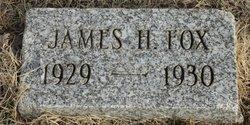 James H Fox