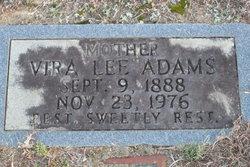 Vira <i>Lee</i> Adams