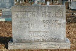 Jamima <i>Robins</i> Adams