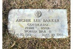 Archie Lee Barker
