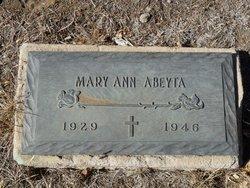 Mary Ann Abeyta
