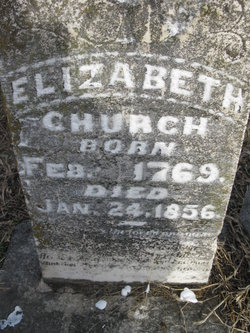 Elizabeth <i>Collett</i> Church