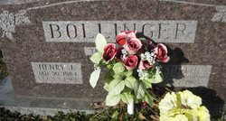 Ethel Hannah <i>Ellis</i> Bollinger