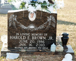 Harold Eugene Brown, Jr