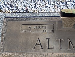 V. Elbert Altman