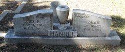 Louis H Manuel