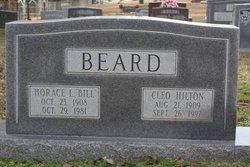 Cleo <i>Hilton</i> Beard