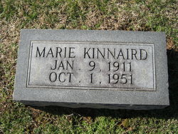 Alice Marie <i>Barnard</i> Kinnaird