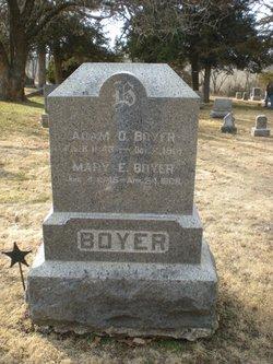 Adam D. Boyer