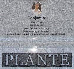 Benjamin P. Plante