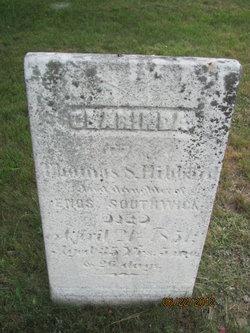 Clarinda Barker <i>Southwick</i> Hibbard