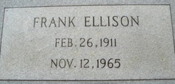 Frank Ellison Ainsworth
