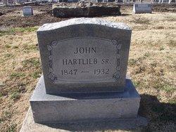 John Hartlieb, Sr