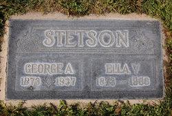Ella V. Stetson