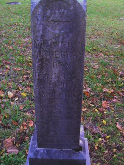 Mrs Mary Elizabeth <i>Johnson</i> Pegram