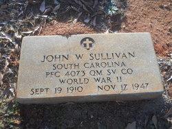John W Sullivan